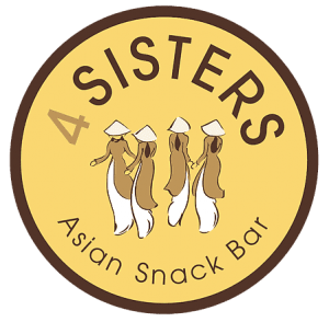 4 Sisters Snack Bar Round NO BG